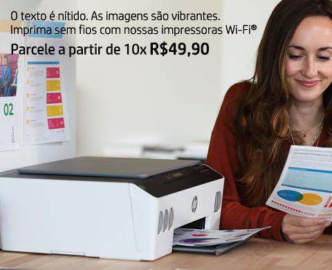 Impressoras com WiFi