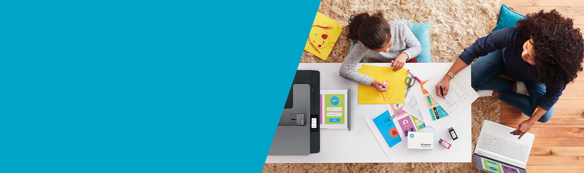 HP tem a impressora perfeita para você