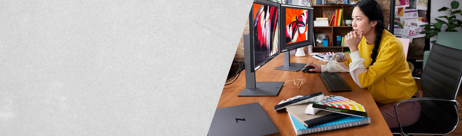 Impulsione a inovação com workstations