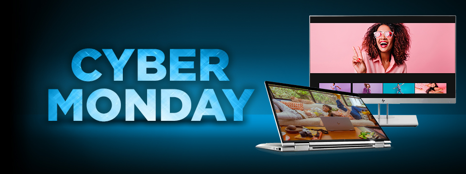 Cyber Monday 2020 da HP Online