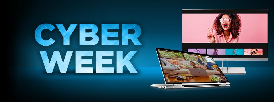 Cyber Week 2020 da HP Online