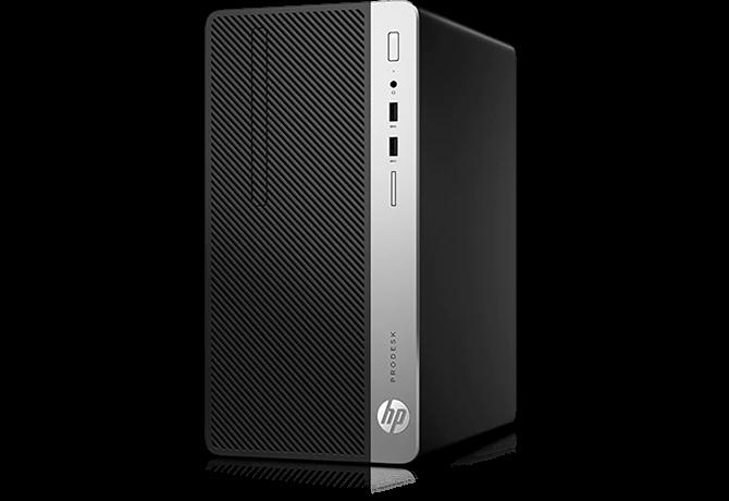 Desktop comercial torre HP ProDesk 400