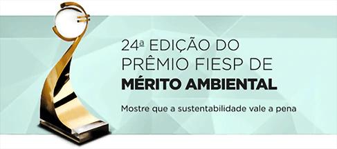 premio FIESP Mérito Ambiental