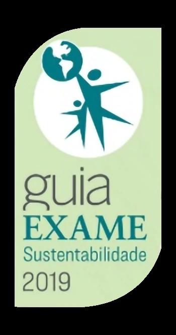 Premio Guia EXAME Sustentabilidade 2019
