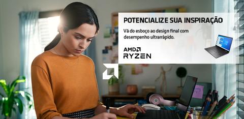 AMD Potencialize sua inspiração