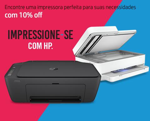 10% de desconto em impressoras