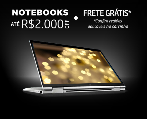 Notebooks ate R$2000OFF